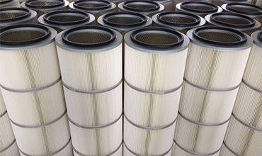 polyester toz filtreleri